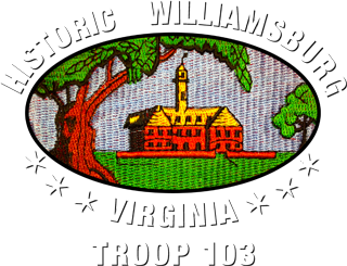 BSA Troop 103 Logo