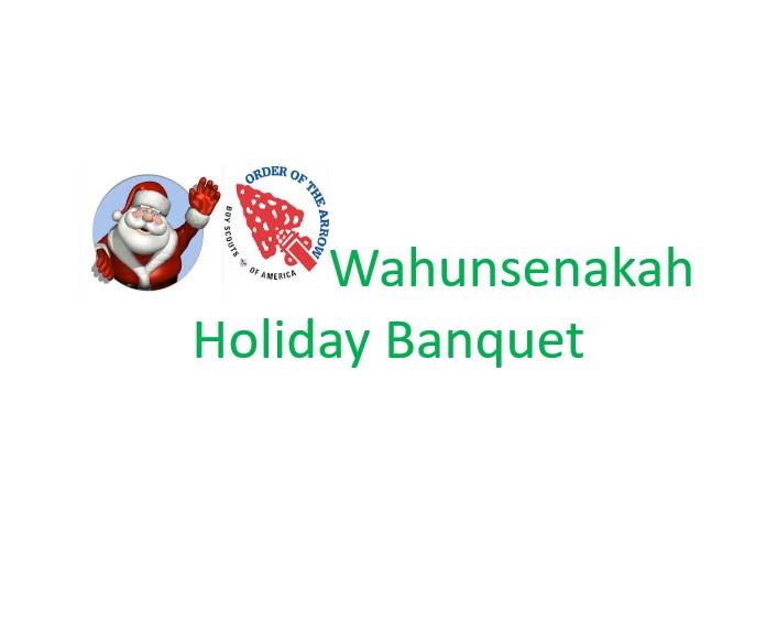 OA Holiday Banquet