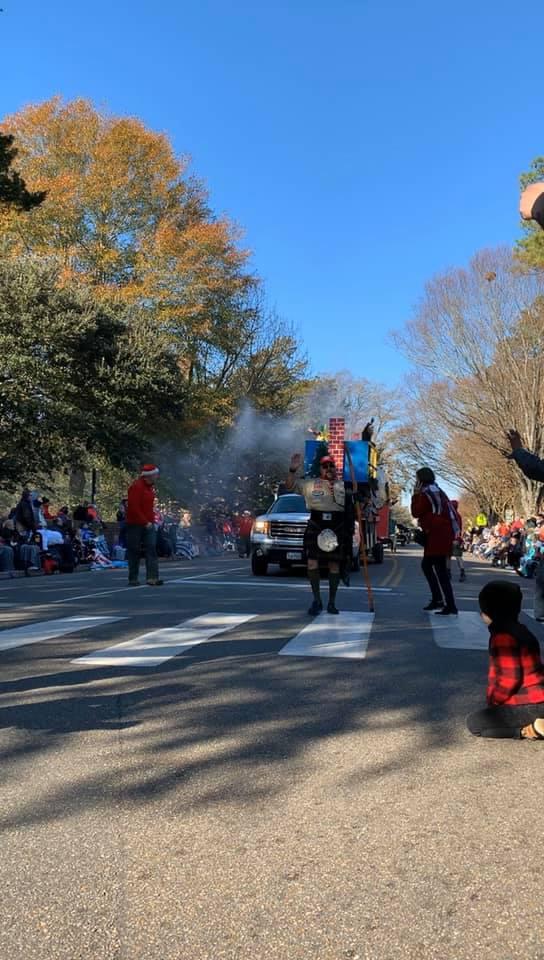 2019 Williamsburg Christmas Parade!!!