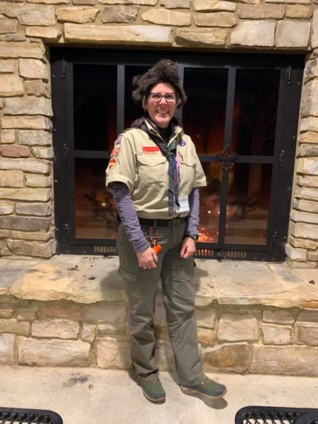 Woodbadge 2020 at the Summit in West Virginia