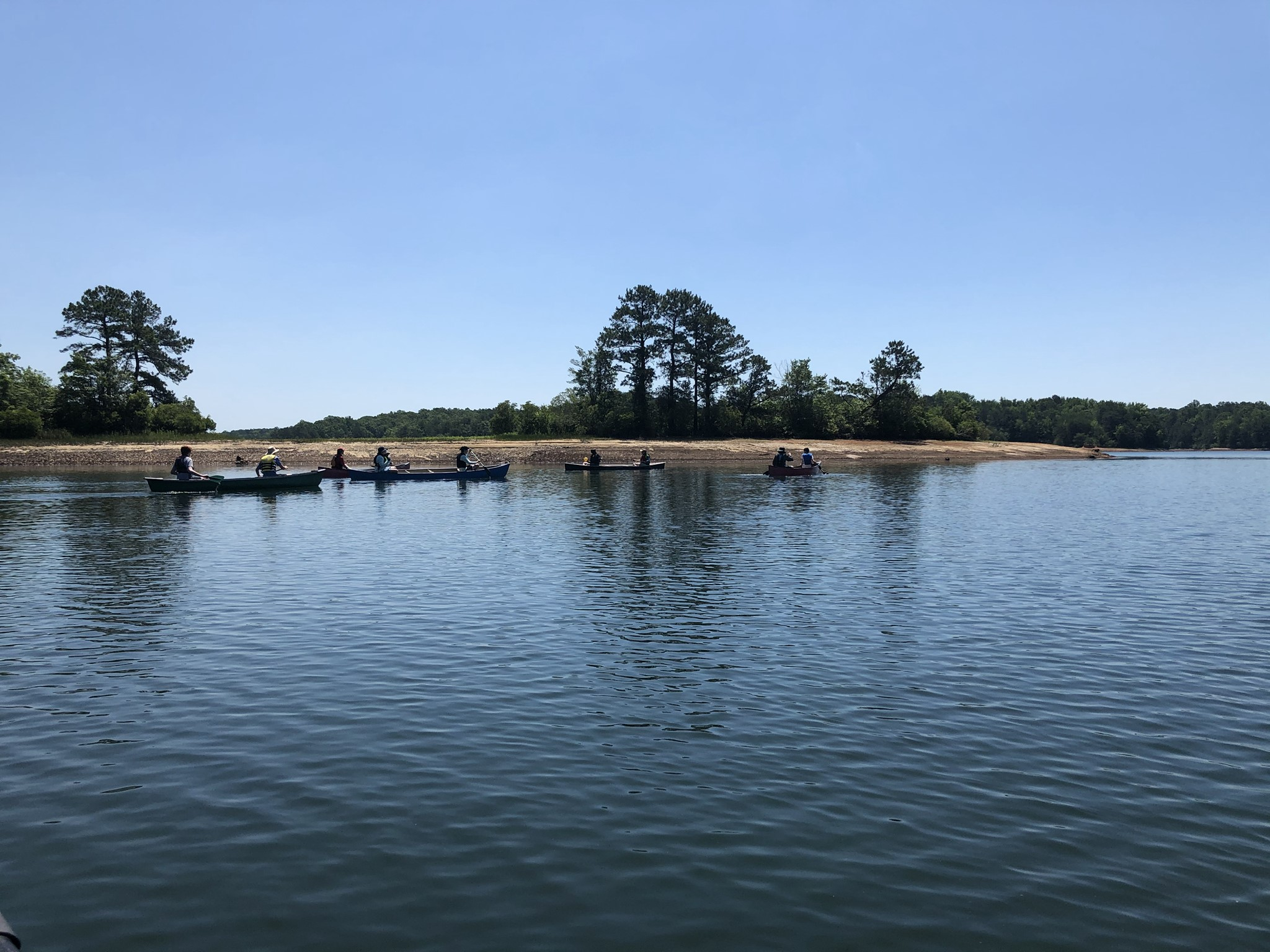 Troop 103 Trains for 2020 Northern Tier Canoeing High Adventure in Minnesota