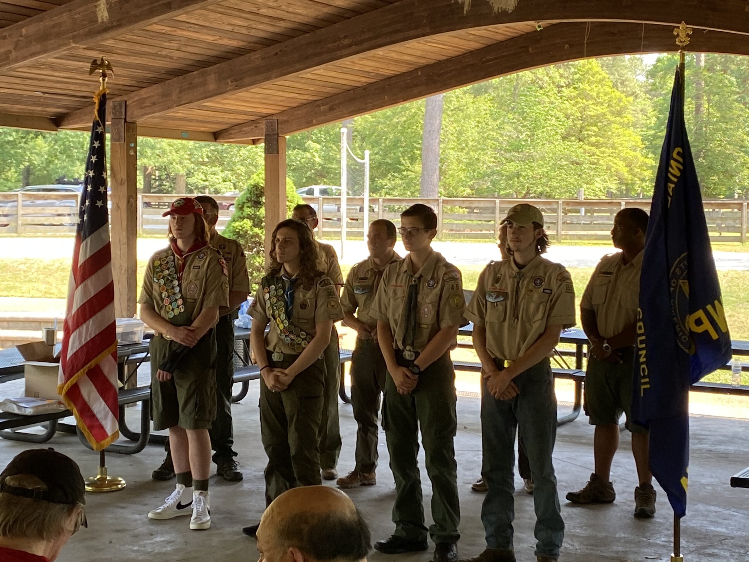 Eagle Scout Recognitions for Class of 2020